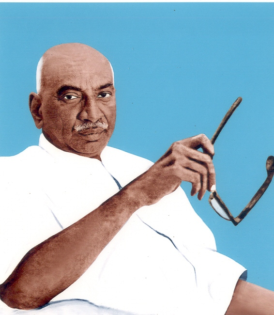Pictures Of Kamaraj By 4dstudios